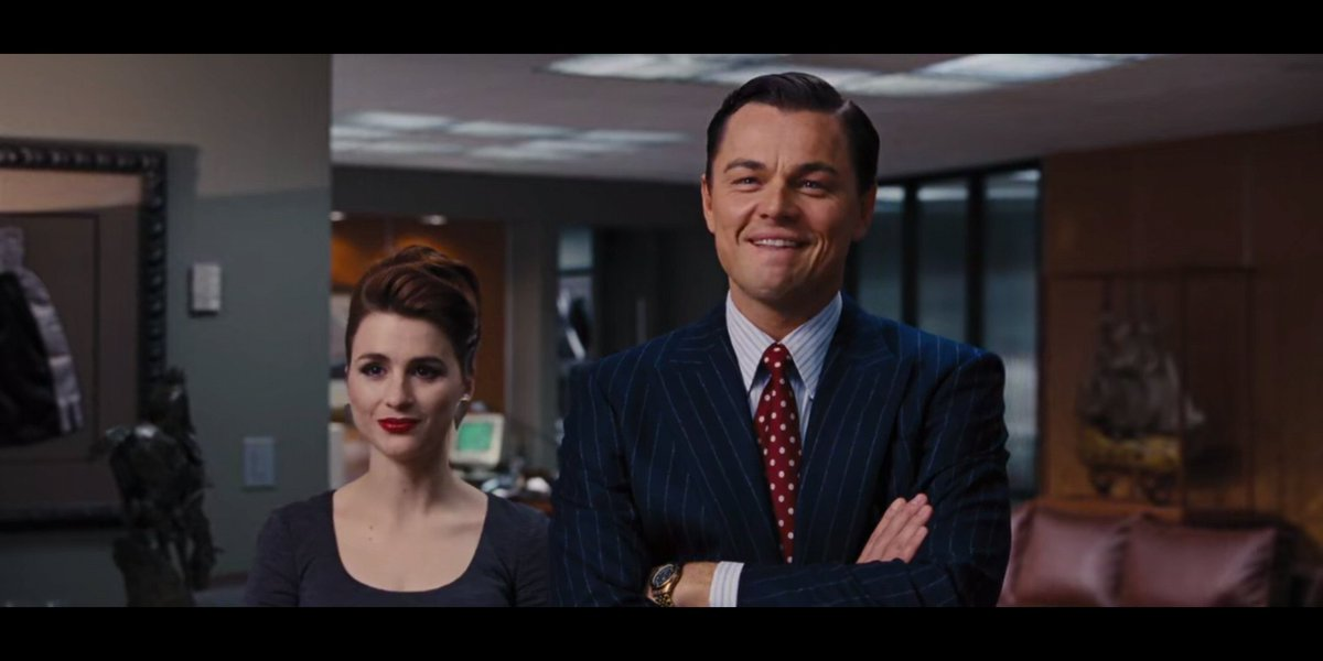 Storm Front in The Wolf Of The Wall Street (2013) 😃😯 #TheBoys #StormFront @TheBoysTV  #Ayacash #LeonardoDiCaprio #TheWolfOfTheWallStreet https://t.co/YtHFFFDKyg