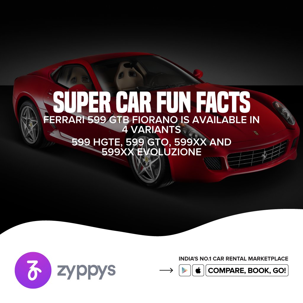 Going out grocery shopping?? Leave that Ferrari at home...   Book your #chauffeuredcar on Zyppys.   Don't forget to #tag us on your trips.  Download Zyppys: https://t.co/PQVu6aafGX  #Zyppys #Shppoing #GroceryShopping #Ferrari #Ferrari599 #Ferrari599gtb https://t.co/IwMPnURUM7