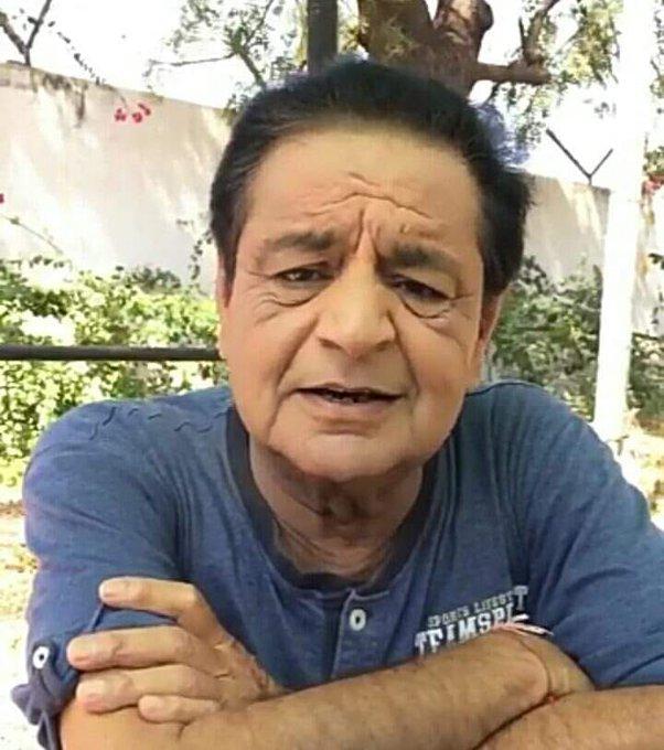 Gujarati TV, film, theater actor Hasmukh Bhavsar passes away