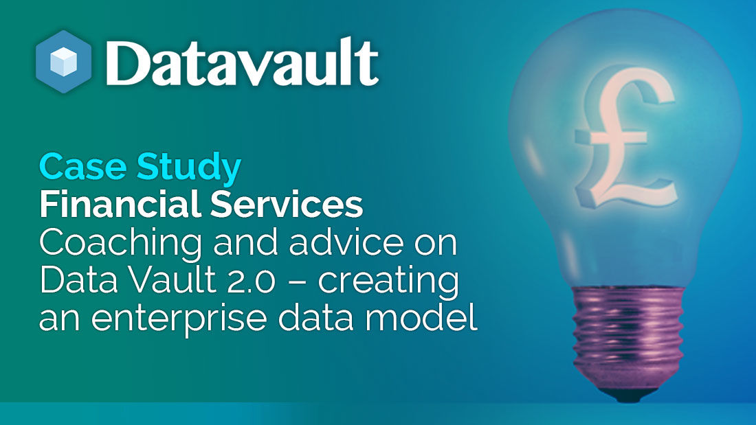 See how Data Vault gave a #Financial #Services client coaching and advice on Data Vault 2.0 implementation and resulted in the development of an #enterprise #data model Read the #casestudy here https://t.co/IYClJkubbu #datasteward for #business #CEO #CFO #CIO #CDO #datagovernance https://t.co/tPodqx7gH5