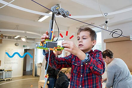 Bring playfulness to learning. Join our free online course, designed by @LEGOfoundation to help children navigate the stresses of the new normal. https://t.co/LhRK89Kdxh  #learningthroughplay #creativitymatters #socialemotionallearning https://t.co/HvIl45fMuT