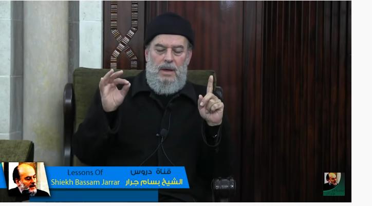 لا تغتر يا شيخ #بسام_جرار بعدد المشاهدين  نحن نسمعك ونحبك لكن لا تخلط الدين بالسياسة  كما فعل من سبقوك  #الأردن https://t.co/cScjZIRUjW