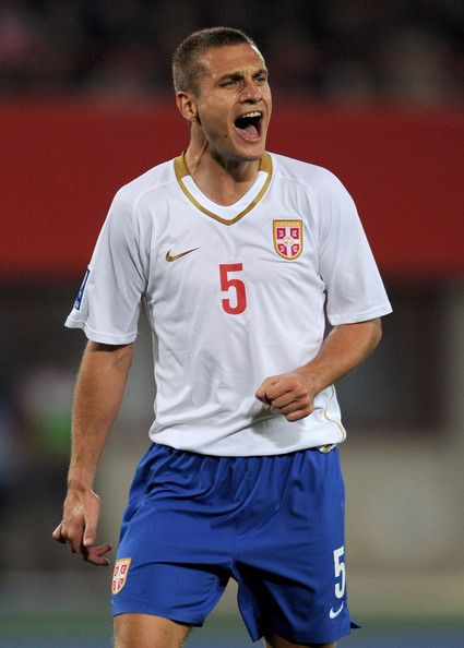 Happy 39th birthday to Nemanja Vidic.   One of the best players that Serbia has ever & will ever produce.