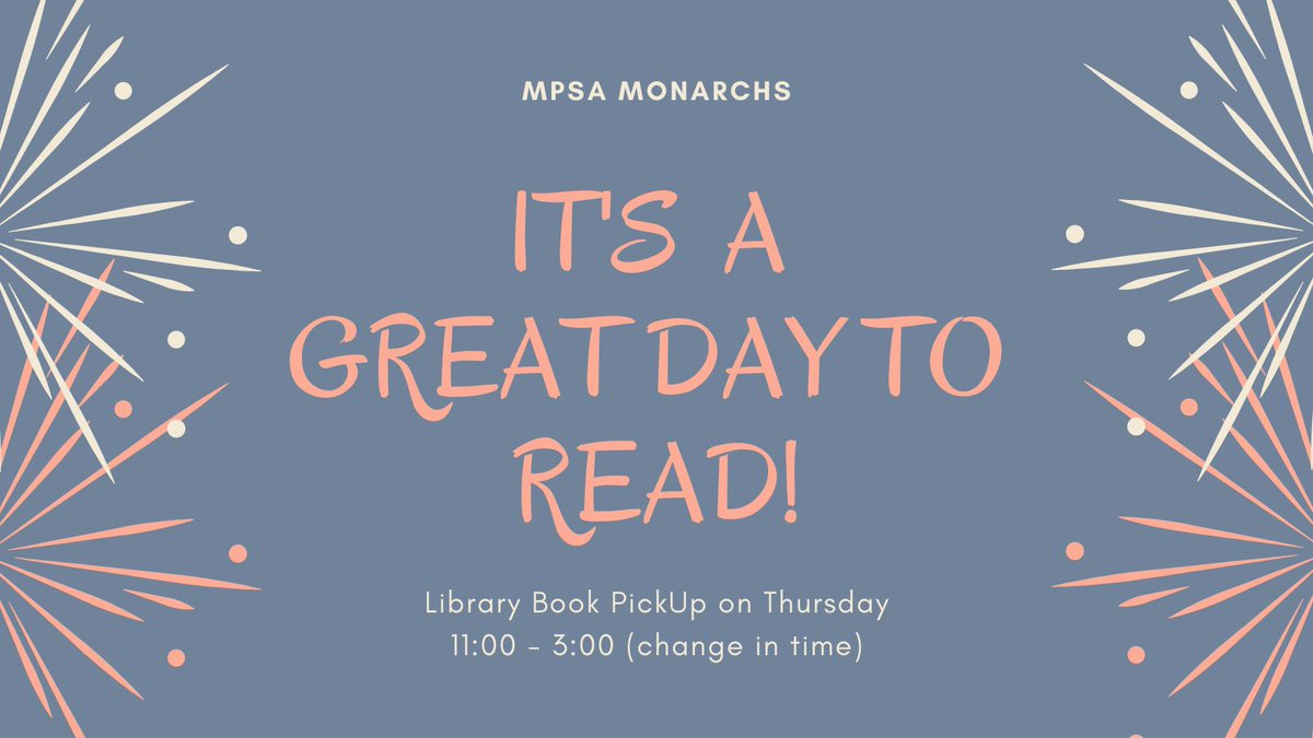 It feels like a perfect day for reading to us, <a target='_blank' href='http://twitter.com/MPSArlington'>@MPSArlington</a> Monarchs! <a target='_blank' href='http://search.twitter.com/search?q=ReadersAreLeaders'><a target='_blank' href='https://twitter.com/hashtag/ReadersAreLeaders?src=hash'>#ReadersAreLeaders</a></a> <a target='_blank' href='http://twitter.com/ArlCoMontessori'>@ArlCoMontessori</a> <a target='_blank' href='http://twitter.com/APSLibrarians'>@APSLibrarians</a> <a target='_blank' href='https://t.co/AC0idfXAdm'>https://t.co/AC0idfXAdm</a>