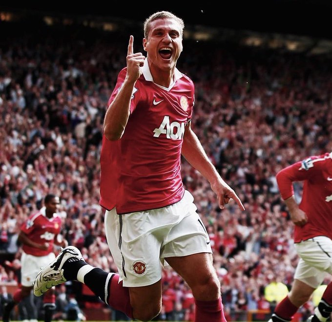 Happy 39th birthday Nemanja Vidic  Arguably the best foreign defender in Premier League history