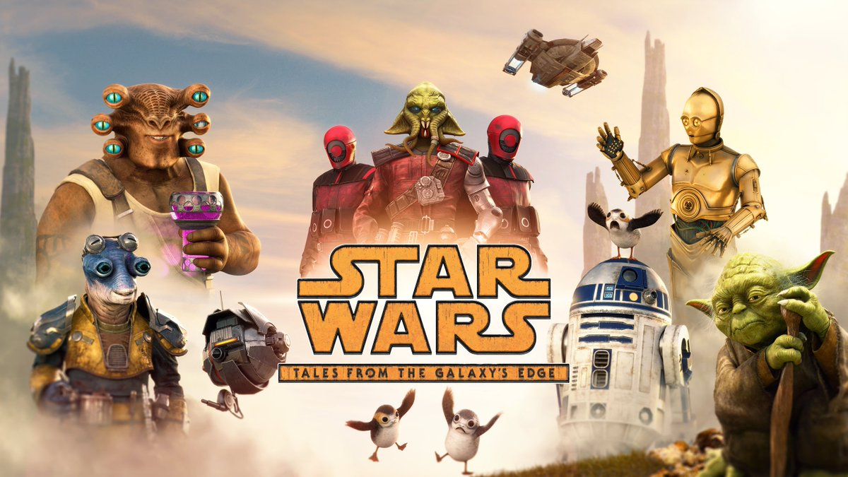 Frank Oz to Voice Yoda in 'Star Wars: Tales from the Galaxy's Edge' @ILMxLAB #StarWarsTales //