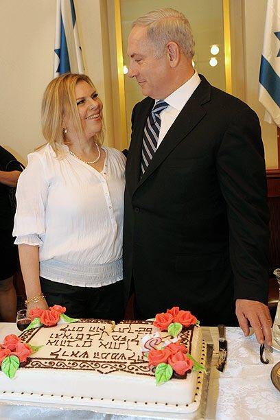 Happy 71st Birthday to Prime Minister Benjamin Netanyahu!