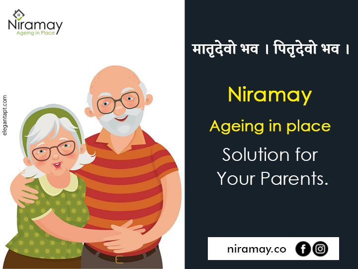 Gift your parents an ageing friendly, safer Home.  Contact us : 8007865525  Email : info@niramay.co  #agedcare #seniorcare #Niramay #NiramayAgeingInPlace #eldercare #homecare #elderlycare #homehealthcare #seniors #Pune #Maharashtra #India https://t.co/jS8UHE0Qpl