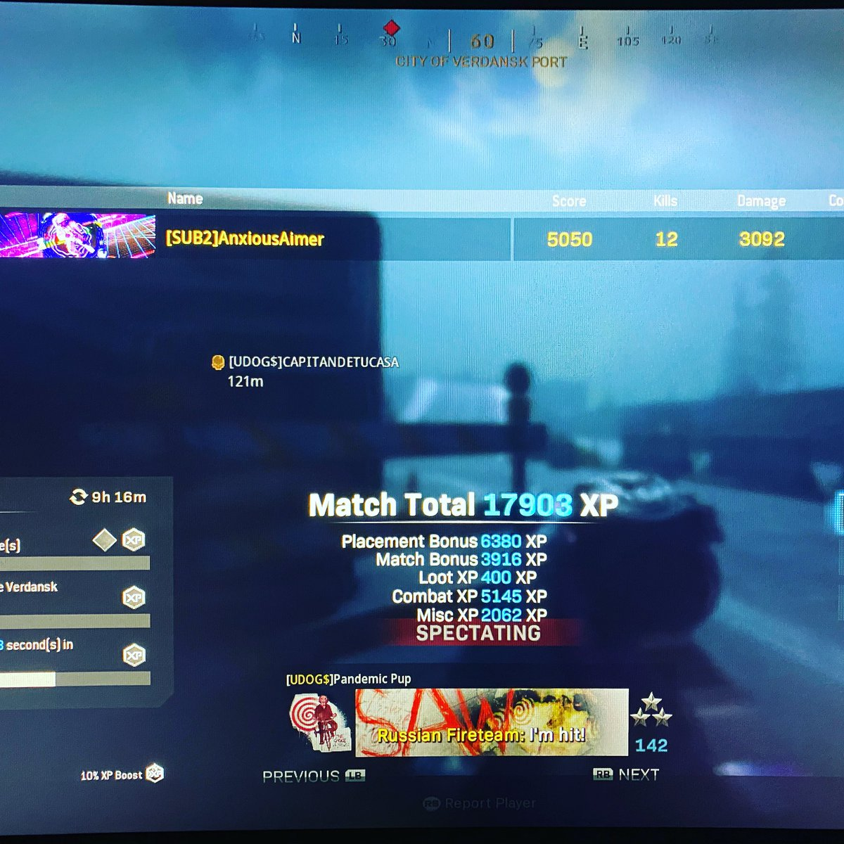 First run of the new zombie mode update last night. Wasn't great but man was it fun, they got something going with this!!! @activision @treyarch @callofduty #callofdutywarzone #battleroyale #CODTopPlays #codclips #callofduty #callofdutymodernwarfare #warzone #warzoneclips #twitch https://t.co/Azk1GUe6du