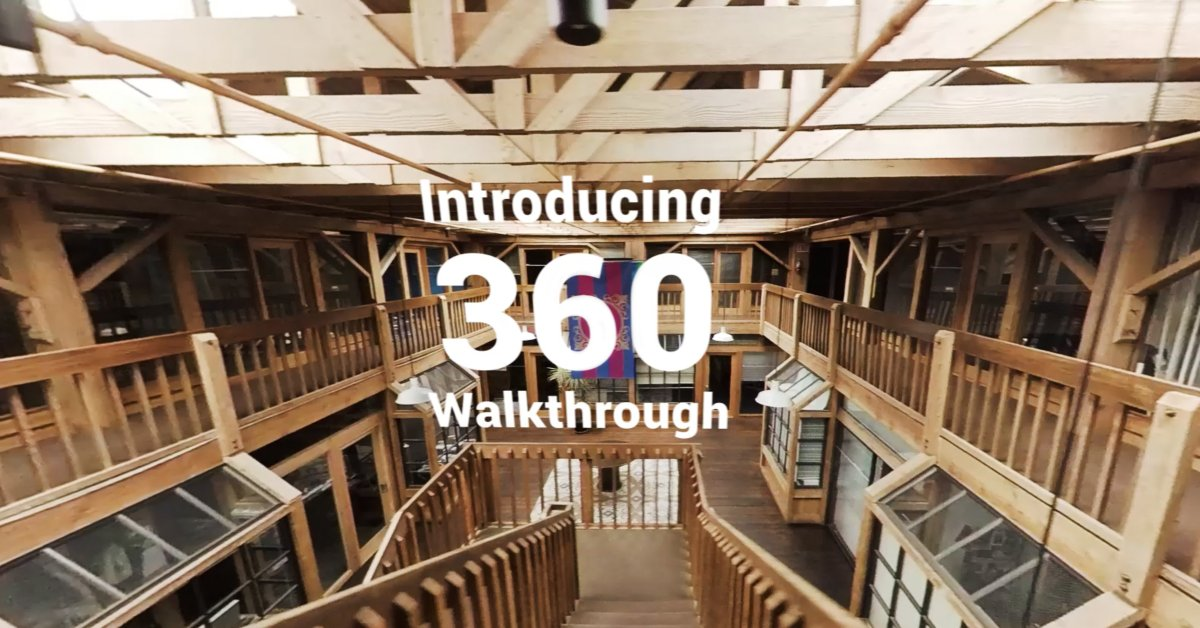 Overlay your projects' exterior or interior plans to match your 360 camera #walkthrough: https://t.co/J97VEPnlSF https://t.co/aoolRw66nI