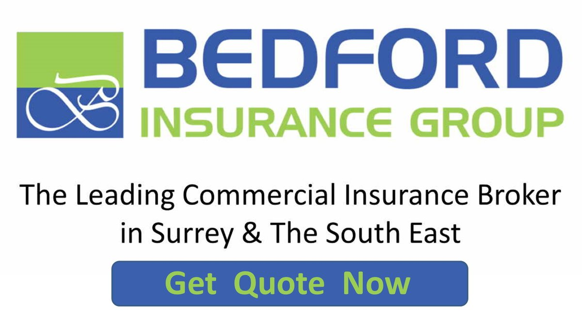 Are you #PayingTooMuchForCommercialInsurance? Try Bedford Insurance Group - leading broker in #Surrey and #SouthEast. @BedfordInsure  #CommercialInsurance  #WeAreOpenForBusiness #StayAlertSaveLives ..They won't be beaten https://t.co/VEzCzfcRrG https://t.co/9e8KUoRe24