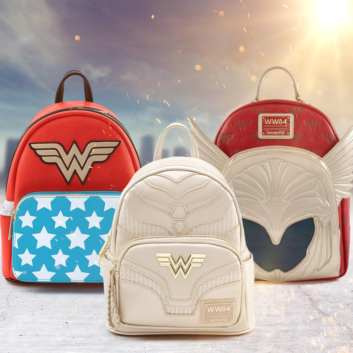 💙🌟❤️ Hey everyone! Today is Wonder Woman Day! Gear up and embrace your inner warrior with our powerful Wonder Woman selection on bit.ly/2TivpzC!!! 💙🌟❤️ #WonderWomanDay