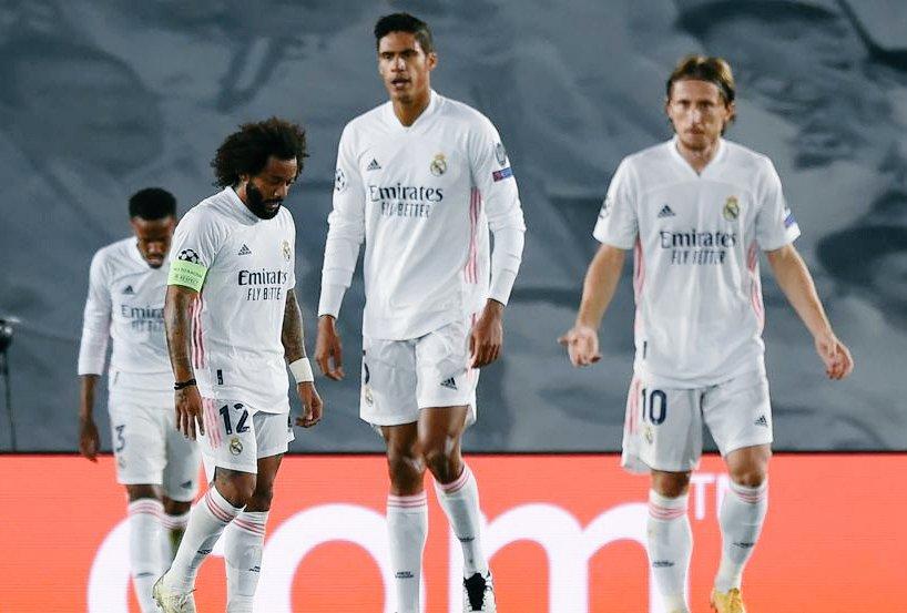 ❌Real Madrid 0-1 Cadiz ❌Real Madrid 2-3 Shakthar  Próximo partido: el clásico Vs Barcelona...... 🥴🥴 https://t.co/lGOJFLEJ0r