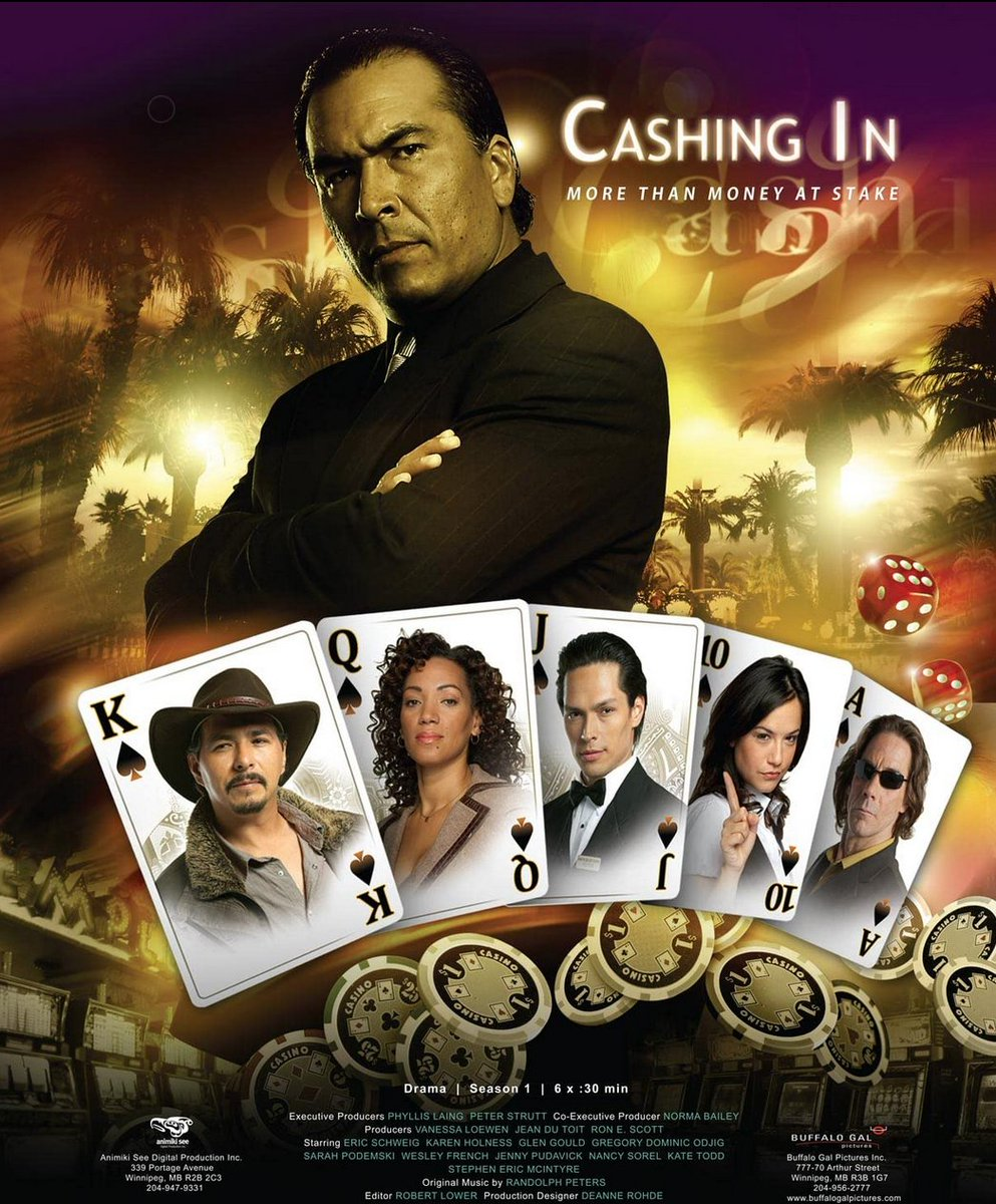 Kelly Turnbull On Twitter You Mean To Tell Me All This Time There Was A Comedy Crime Drama About Eric Schweig Running A Casino In Southern Manitoba And I Was Completely Unaware Reviews and scores for movies involving eric schweig. comedy crime drama