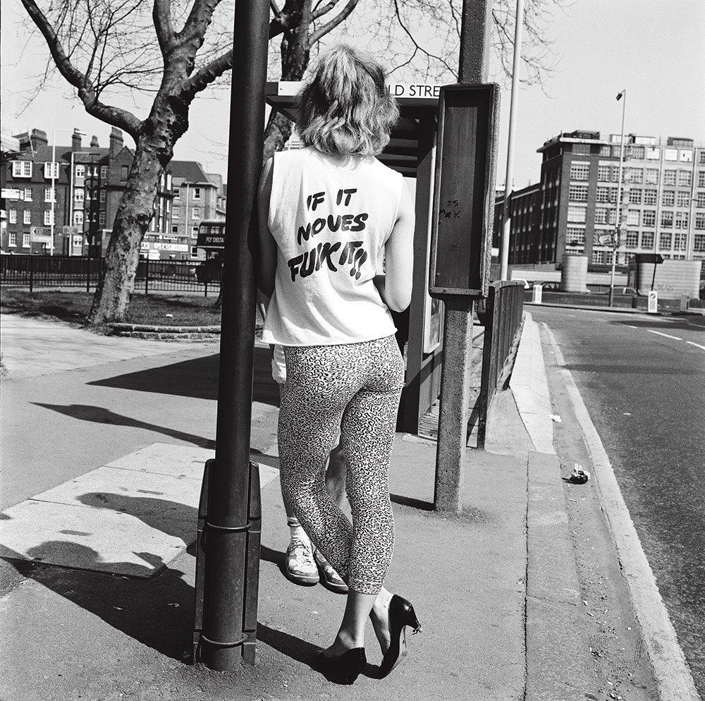 Hackney, 1980s. Photo © Andrew Holligan.