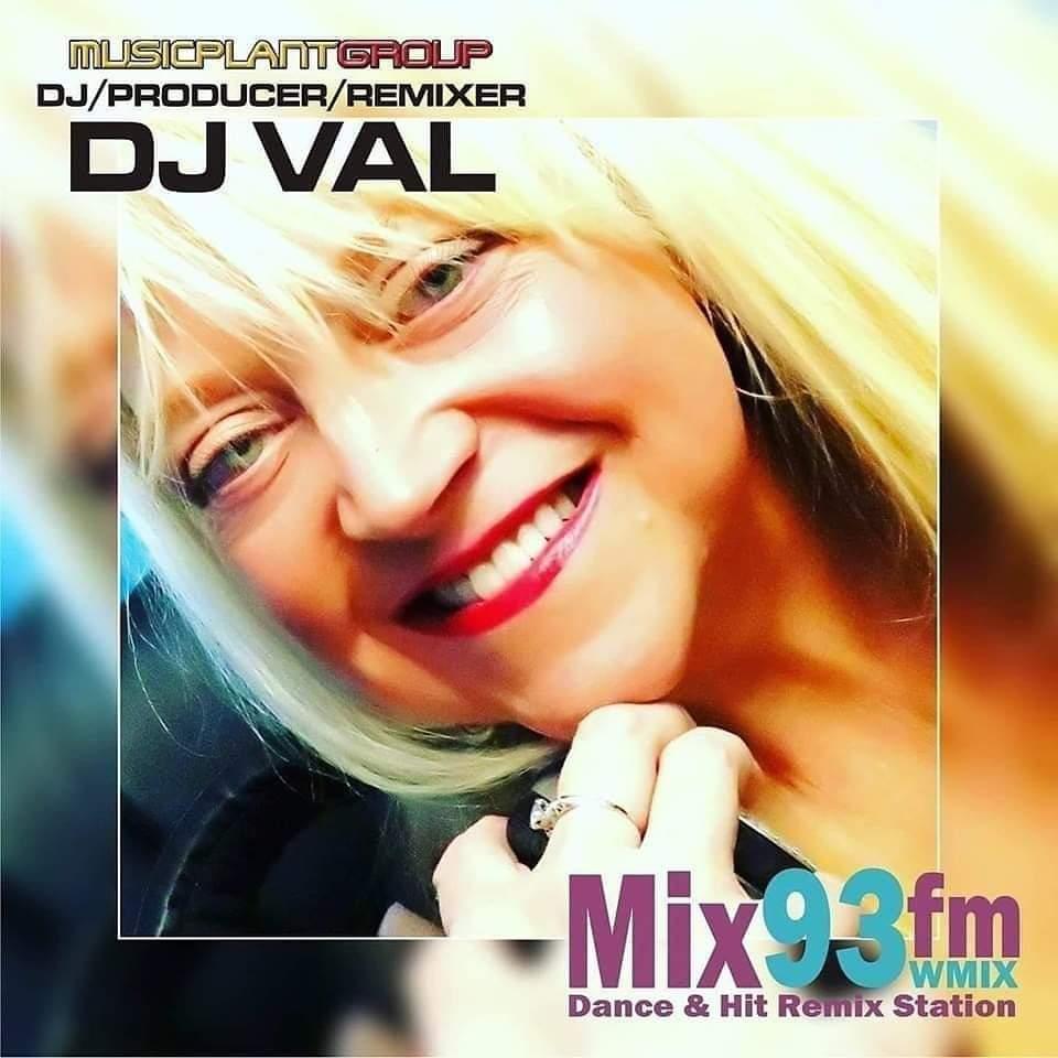 Tonight! Check out The DJ VAL Chicago Beats mix show on https://t.co/wMhXzkz6Nf  10pm CST (Chicago) 8pm PST (Los Angeles) @mix93fm #mix93fm #djval #iamhouse #musicplantrecords https://t.co/BjPAOKxthE