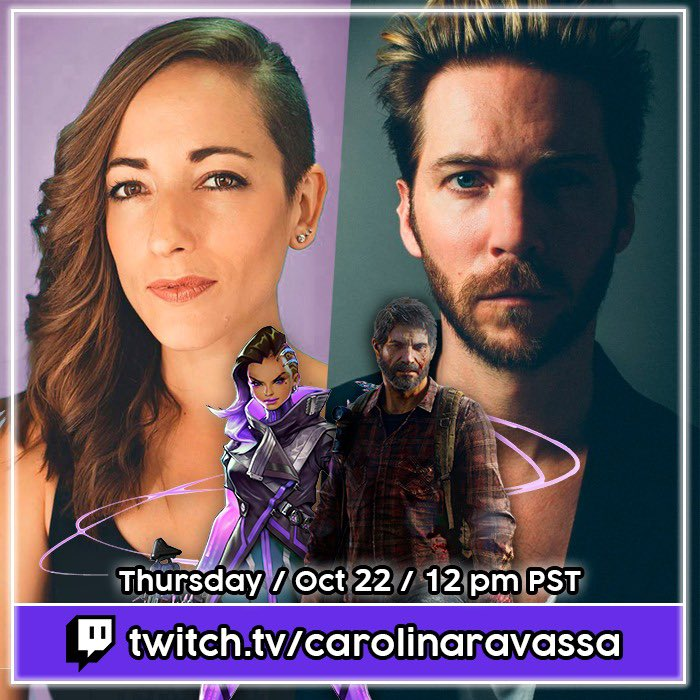 Excited to have this gent on #twitch tomorrow! Come ask @TroyBakerVA some questions ! 12 noon PST, 3pm EST. 8pm London https://t.co/KAB7oJlSIc #TheLastofUs #bioshockinfinite #batmanarkhamknight #uncharted4 #StarWars #CallofDuty #YoungJustice #Baki  graphic: @ravassalovers https://t.co/nkmpO4w8Cg