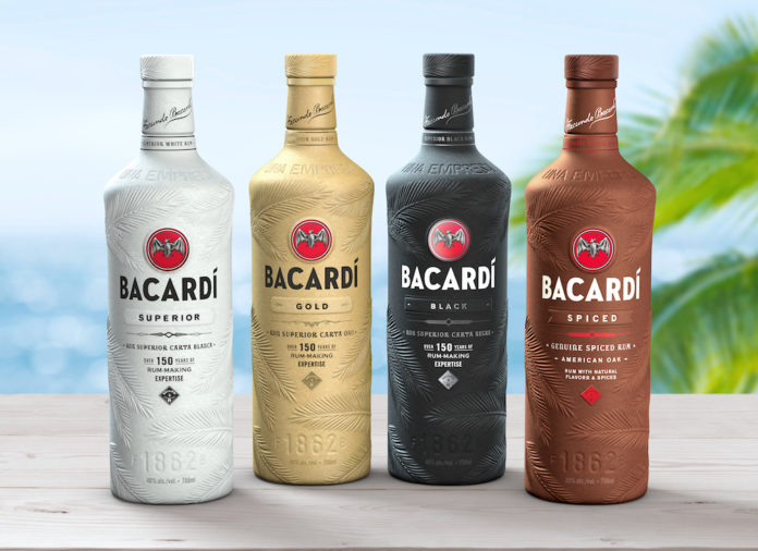 Bacardi announces a new, 100% biodegradable bottle. ♻️🥃 #sustainable #Sustainability #sustainableLiving #business #retail #alcohol https://t.co/zB91Ee0L1D https://t.co/7eH8AAAdJW