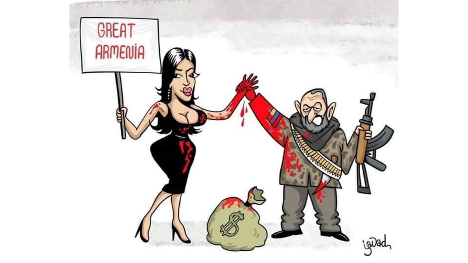 #KardashiansSupportTerrorism #HappyBirthdayTerrorist #HappyBirthdayKimKardashian #KarabakhIsAserbaijan #PrayForGanja #ChildrensRights #BabyKillerArmenia #StopArmenianAgression #StopArmenianTerror #StopArmenianOccupation #ArmeniaKillsCivilians #DontBelieveArmenia https://t.co/awBnkfIZLT