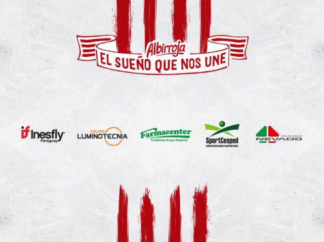 #Albirroja | Se suman al sueño que nos une.  Cinco marcas son sponsors digitales de la Selección Paraguaya.  🔗 https://t.co/xMeOMqcu9Q  #ElSueñoQueNosUne 🇵🇾 https://t.co/AMav2gkvu2