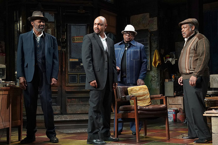We are saddened by the news that actor Anthony Chisholm has passed away. Globe audiences will remember him from the stunning production of August Wilson's Jitney that played here earlier this year. He was an award-winning stage actor, appearing in Broadway, regional, and... https://t.co/86VbjqulTg