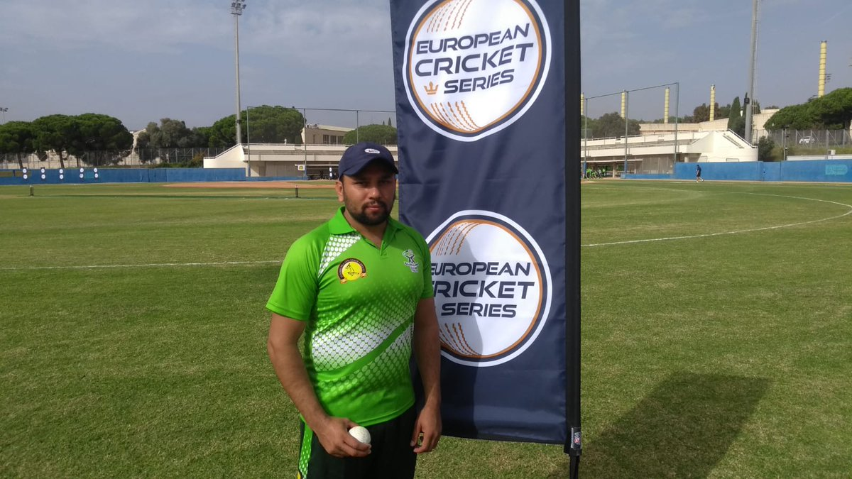 🏏🇪🇸 ECS Barcelona UPDATE - Falco racked up win number 4️⃣ with a resounding 70 run victory over Raval Sporting. Posting another HUGE total of 163, Awais Ahmed top scored again with 55, before Shahbaz Ahmad ripped Raval's innings apart with 4-7 including a magical HAT-TRICK 🇪🇸🏏 https://t.co/PRYr7WRm71