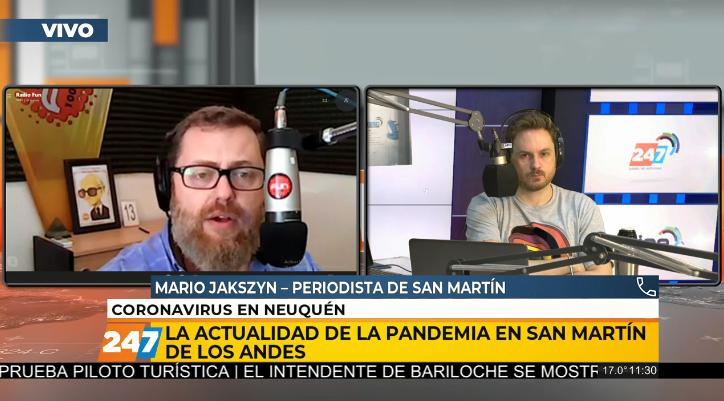 #DUPLEX| Hablamos con nuestro colega @mariojacks desde @radiofunsma. Mirá la transmisión en vivo: https://t.co/UXpN3bTmCk https://t.co/DhYldBcLMg