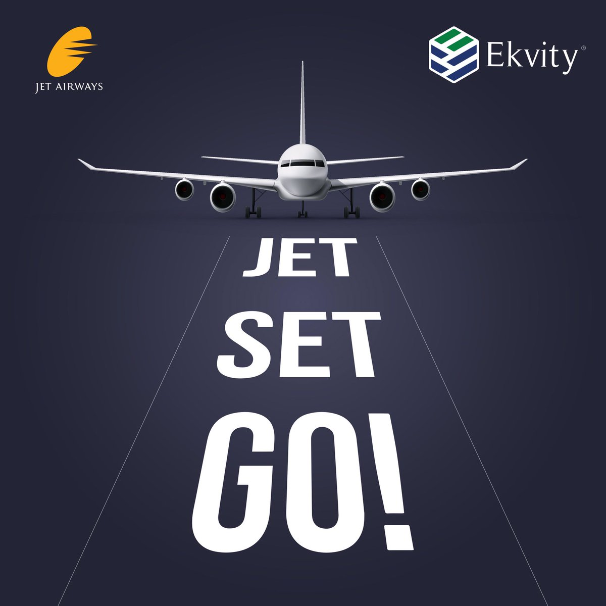 Jet is Set to take a Flight! ✈️  #JetAirways may soon will be On Air and is expected to fly again from #NewYear 2021, according to some news reports.  Read the information on the images to know the journey of Jet Airways.  #Jet #Ekvity #JetAirwaysRevival #JoyOfFlying #Aviation https://t.co/yvO2ou8fYY