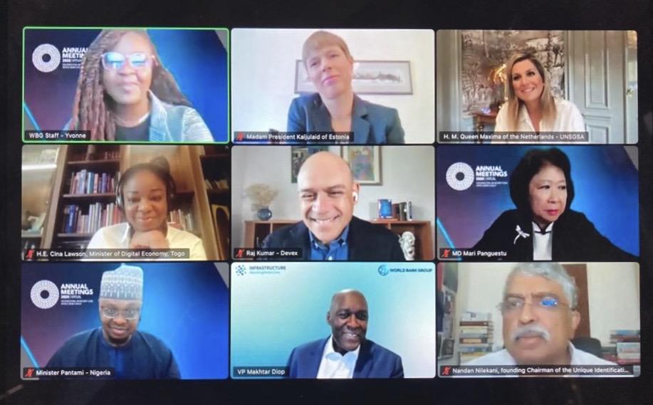 test Twitter Media - Koningin Máxima @unsgsa houdt een digitale toespraak bij @WorldBank #ID4D evenement 'Inclusive Digital ID for a Resilient Recovery from COVID-19' over belang digitale ID's en toegang tot financiële diensten #inclusievefinanciering https://t.co/qHBn3II5Vt https://t.co/FAG9HkTU3u