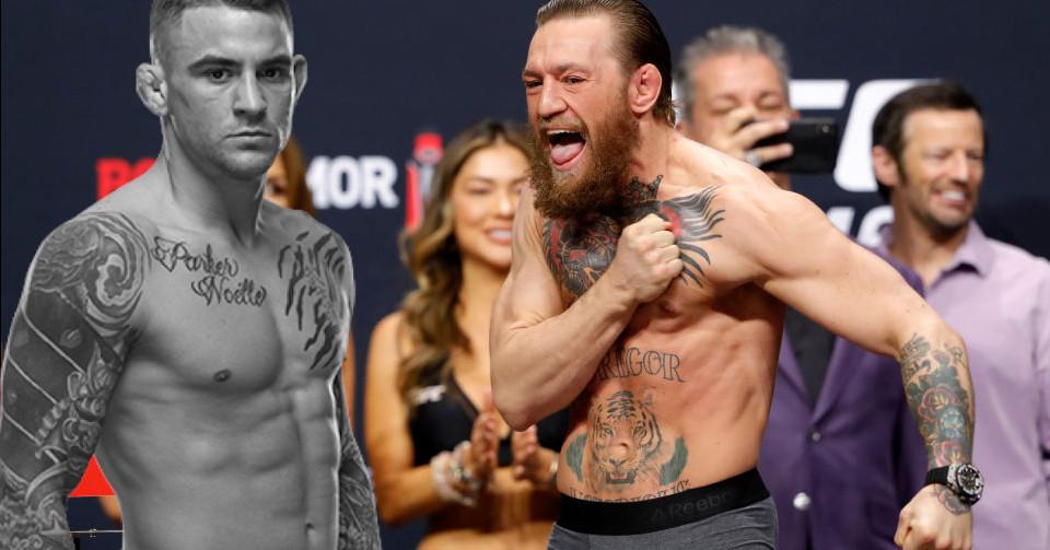 """Prezes UFC: """"Walka McGregor vs. Poirier w dywizji półśredniej kompletnie nie ma sensu""""   https://t.co/qyYAxXuTUF https://t.co/LyxqXjLSp9"""