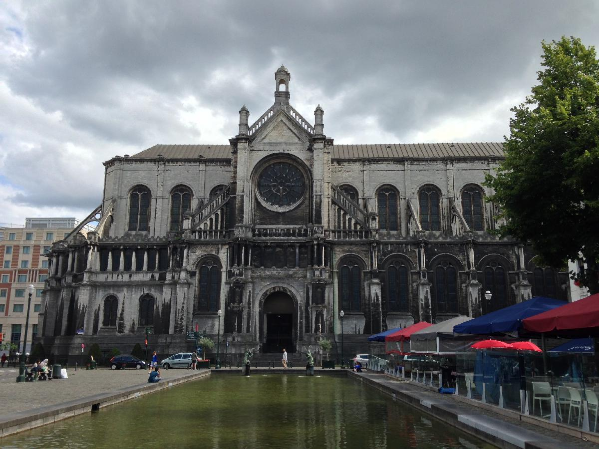 【Eglise Sainte-Catherine】 #旅 #travel #WhereToVisit? #Eglise Sainte-Catherine #Belgium #Bruxelles #Bruxelles #Place Sainte-Catherine #ベルギー #ブリュッセル #建築物  https://t.co/km9oOKIK2T https://t.co/5k7zSb5i8R