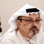 Image for the Tweet beginning: Family of slain Saudi journalist