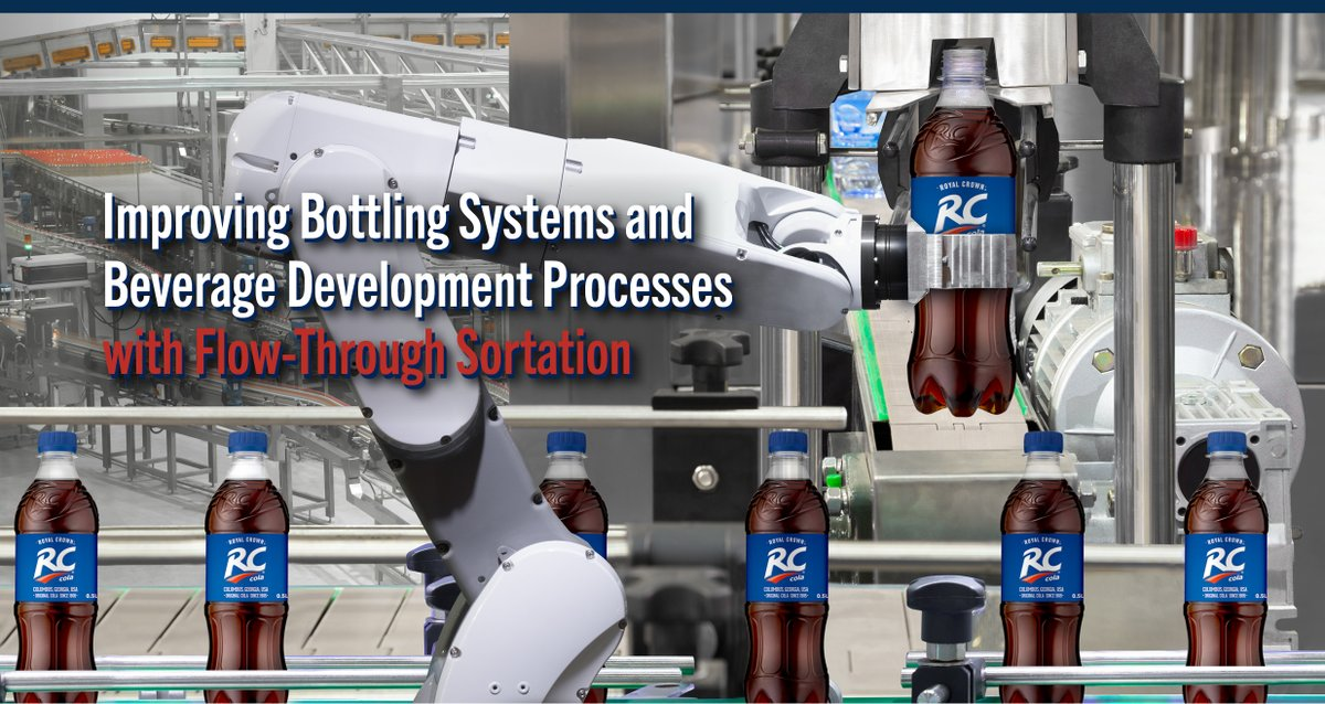[BLOG] 👩🎓👨🎓🔎A study at @Bruneluni in London found that on average, manufacturers lose 1 ton of food for every 35 tons they produce. Flow-through sortation can help, reducing human error and increasing efficiency. Learn more. hubs.ly/H0x5JLF0 #Beverages #bottler #bottlers