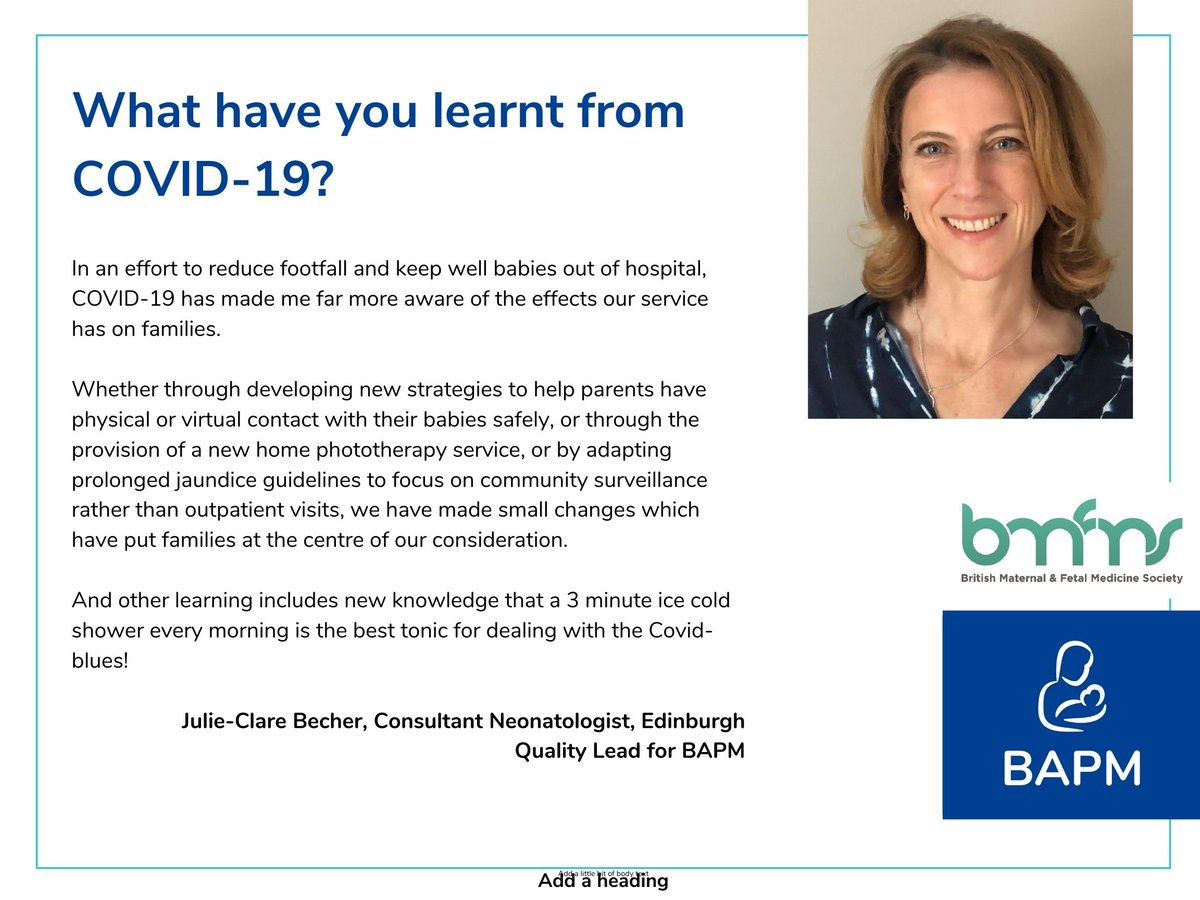 Have you booked your ticket for BAPM and @BMFMSNews virtual conference #Perinatalupdate yet?  To see @JulieCBecher presenting on the new perinatal optimisation toolkits and lots of other great speakers book here:  https://t.co/um5Zjpxaug https://t.co/tbeWj5gdeC