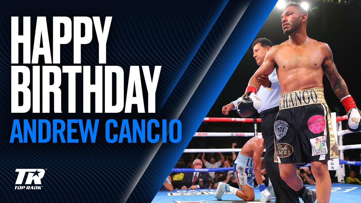 Happy Birthday to former Junior Lightweight world champion & current top contender, @ElChango130 🎉 https://t.co/zu3qFzeW7M