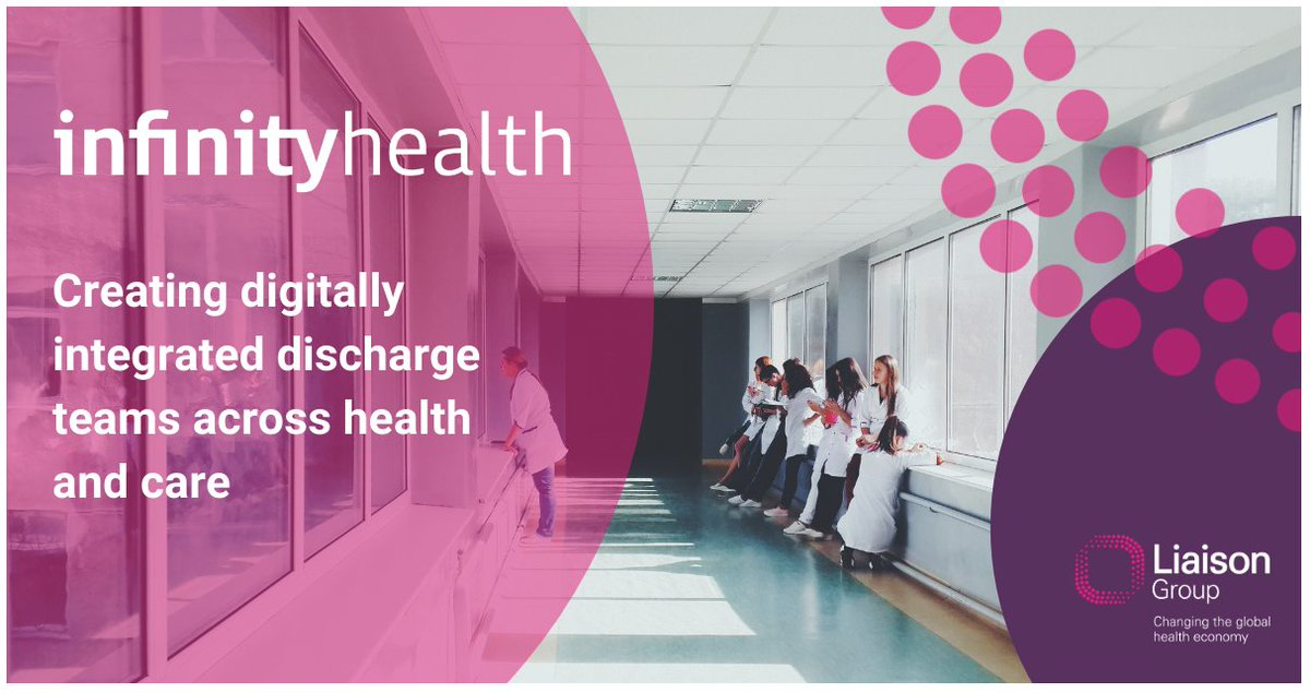 Find out how creating digitally integrated discharge teams across health and care can benefit your patients and staff in our latest blog: https://t.co/taSOcLebh3 #NHS #ComplexCare #Nursing #TaskManagement #DigitalNHS https://t.co/0kIorxTEkZ