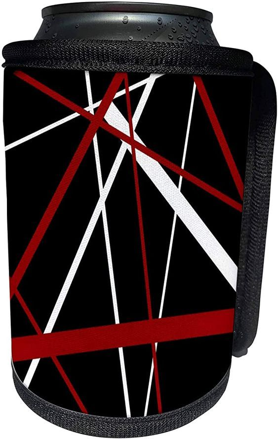 https://t.co/YViH9XOyIl: #Taiche #Vector #AbstractArt #RedandWhite #Stripes #BlackBackground #CanCoolerBottleWrap #Stylish #CanCooler #beverageinsulator fits #cans and #bottles with  #design by #taiche Perfect #gift for #friends, #family, #shop or #office. https://t.co/Bj3IhYZRJf https://t.co/DSt5KDsqZA