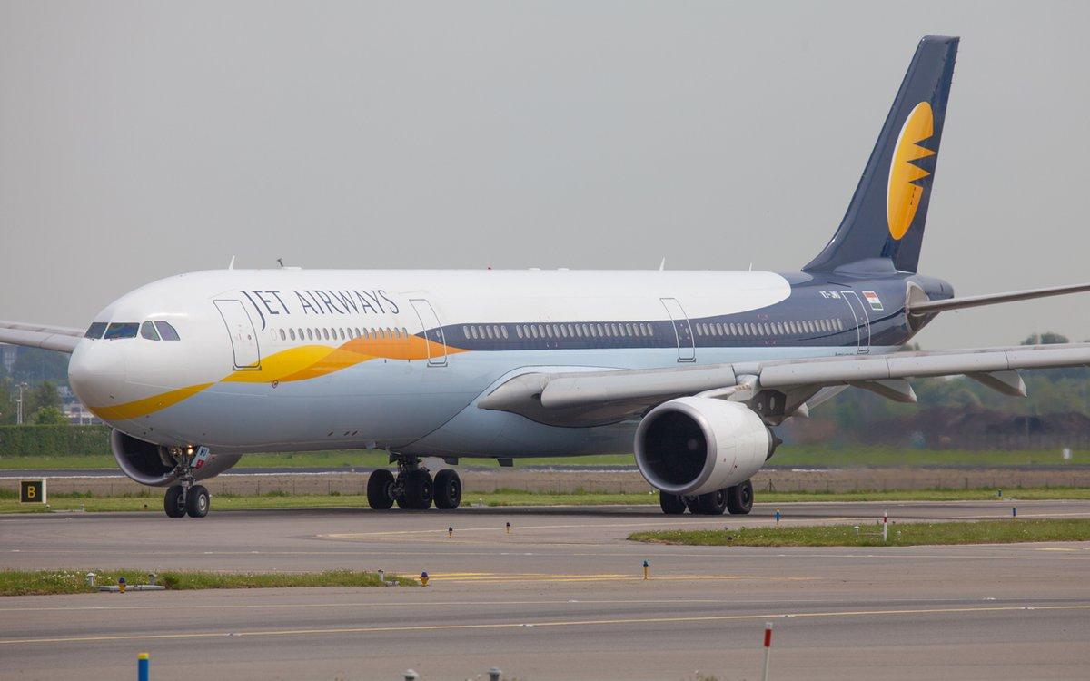 Failliet Jet Airways moet binnen zes maanden weer vliegen https://t.co/WFjV280FGp https://t.co/NYcyNEQHTc