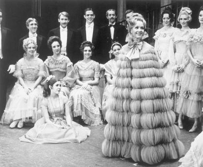 Happy Birthday to my favorite Broadway chorus girl, Carrie Fisher.
