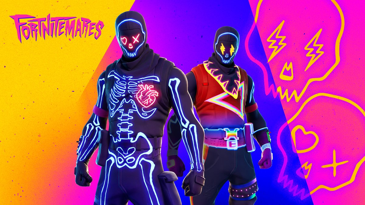He was a few hundred years early to the party 💀🎉   All Party Trooper owners who attend the Afterlife Party on Friday, October 31 will unlock the exclusive @JBALVIN style! https://t.co/bGe0HpYcbK