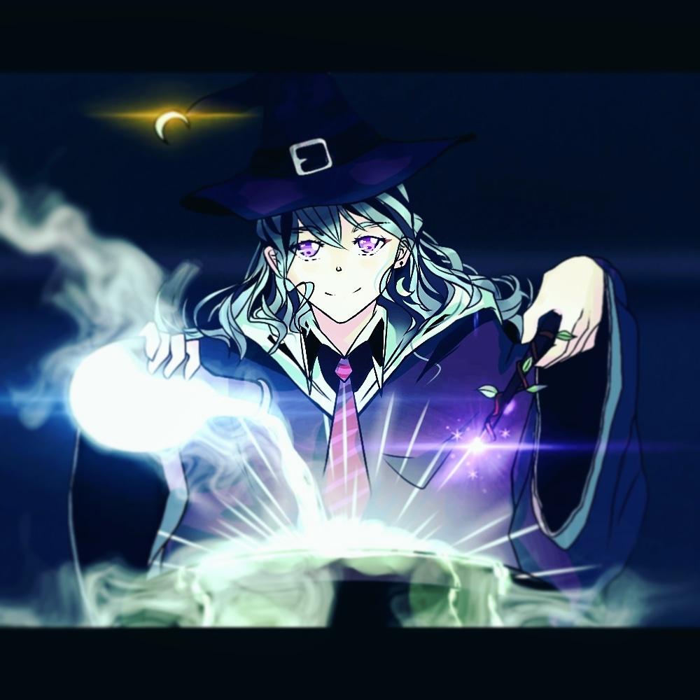 Lunar the Witch!!! 🧙  1/5  @Lunar3clispe  @RainbowsYT  @ItsFunneh  @DraconiteDragon  @GoldenGlare_   #thekrew #krew #krewfanart #lunareclipse #Witchtober2020 https://t.co/7UDLYaqQam