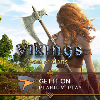 Ziqo - Swapping over to some Vikings: War of Clans, come check it out at  - download the game here:  #ad