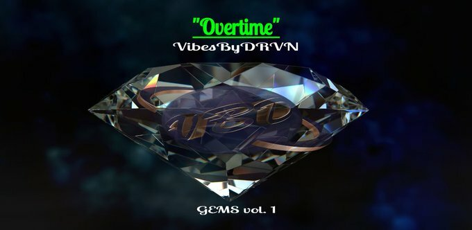 """Take a listen to """"Overtime"""", by VibesByDRVN! https://t.co/mlYlzqqFVd #VibesByDRVN #GemsVol1 #Overtime #MusicProducer #Instrumental #Beats https://t.co/ZkWmAQG29p"""