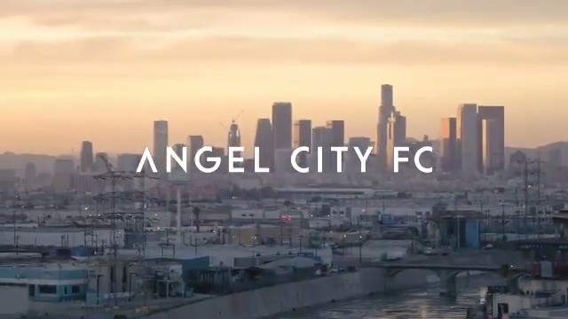 Welcome to the City of Angels, @weareangelcity 👋⚽️