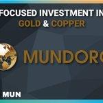 Image for the Tweet beginning: .@MundoroCapital  $MUN  PRESIDENT