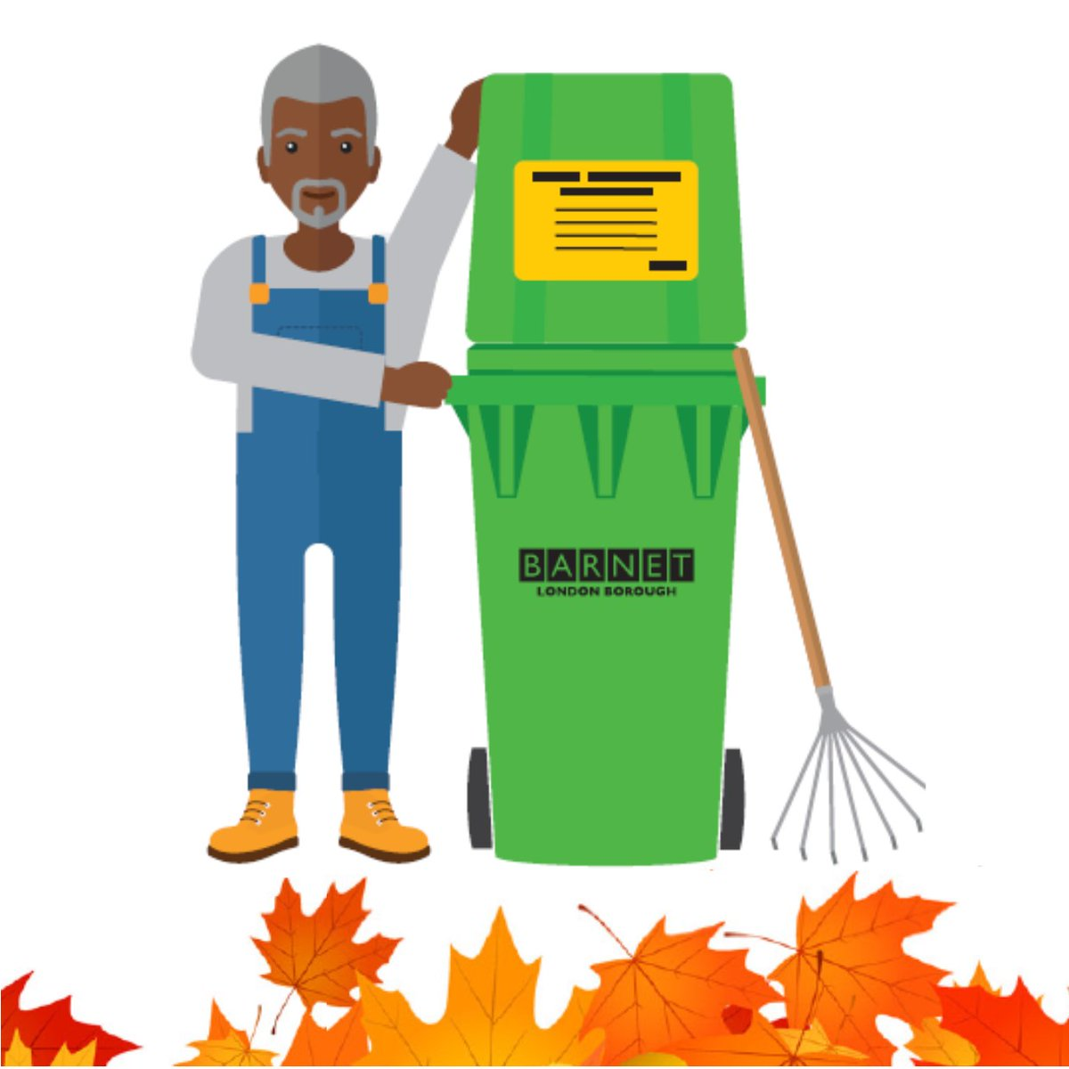 We have introduced two autumn offers for garden waste collections.  You can now sign up for collections until 2 May 2021 for £40  If you do not wish to sign up and don't want your green bin, we can remove it. Each bin costs £10 to remove.  Find out more: https://t.co/lKLpIoobQp https://t.co/OhrPlxBayz