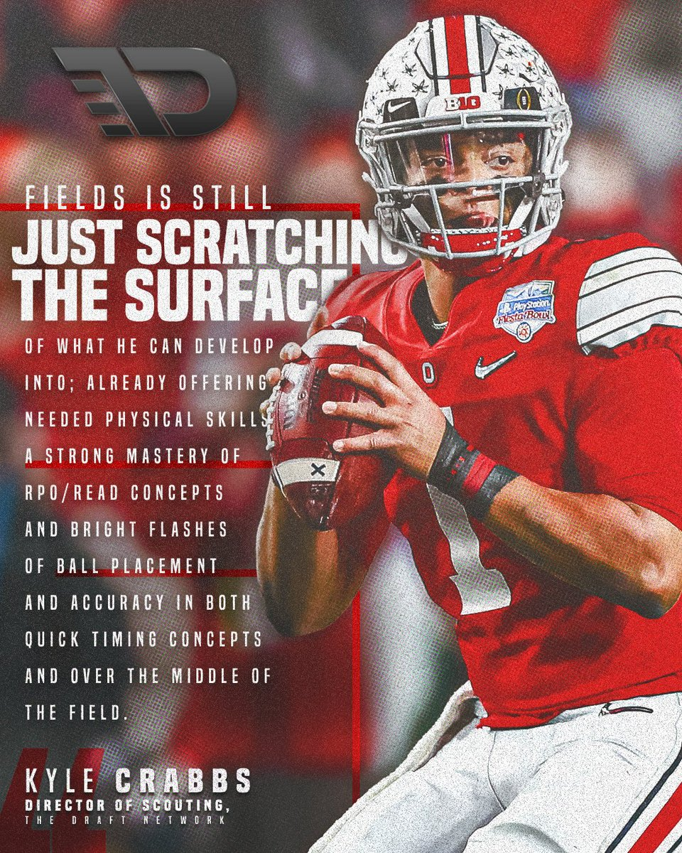 The Draft Network On Twitter Justin Fields Will Take The Field For The First Time This Season On Saturday When Ohio State Hosts Nebraska We Ll Be Watching The Buckeyes Qb Closely Justin fields updated a highlight. twitter