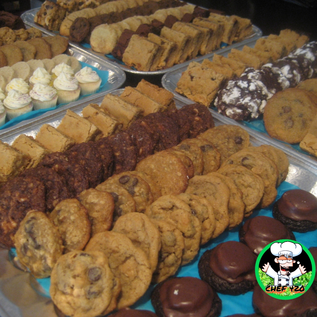 Infused Cookie Baking Tips&Tricks Chef 420 will help you make the best Cannabis Infused cookies! Plus lots of stoner friendly recipes! ALL FREE!!  https://t.co/VuFk4vNAV4  #Chef420 #Edibles #CookingWithCannabis #CannabisChef #InfusedRecipes  #Happy420 #420day #420blazeit https://t.co/Eup1yTz2da
