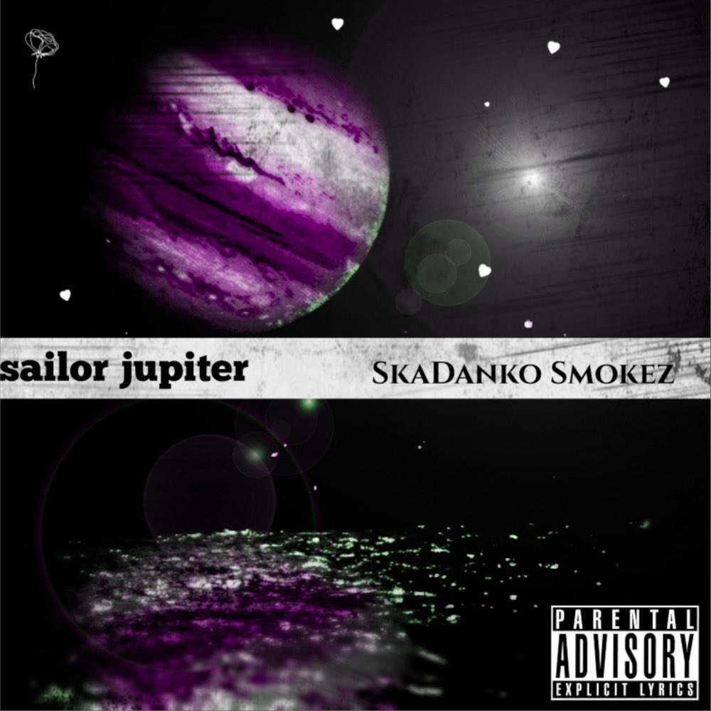 Sailor Jupiter Drops 10/31/20  🎸💔🪐 Ft Hot New Artist  #SailorJupiter @happywitdachops @KariAtare919 @shauncewilson @banz_casso #PinkAndWhiteMusic