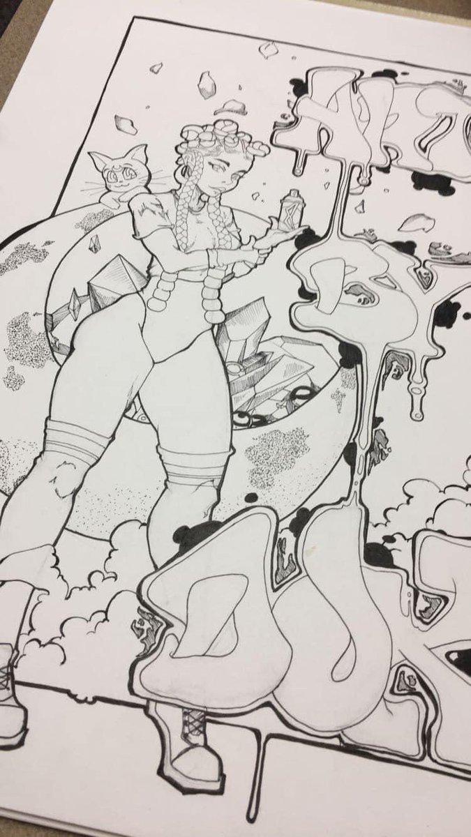 Drawing commissions open! #art #inktober2020 #commissionsopen #illustration #artist #SailorMoon https://t.co/fntxnWM3Kb